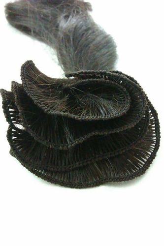 HANDWEFT BLACK HAIR