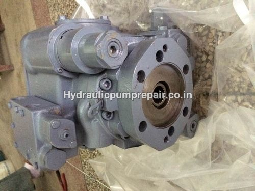 High Pressure Hydraulic Pump Repair