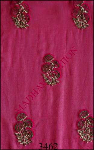 Embroidery medium butta