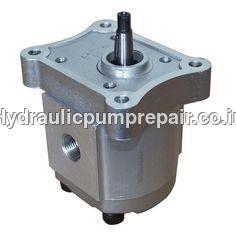 David Brown Hydraulic pump repair