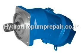 Bent Axail Pistion Pump Repair