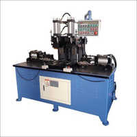 Double End Notching Machine
