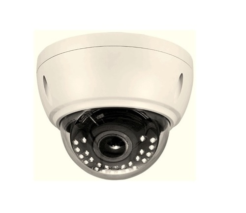 IK10 Network IR Metal Dome Camera with VF lens