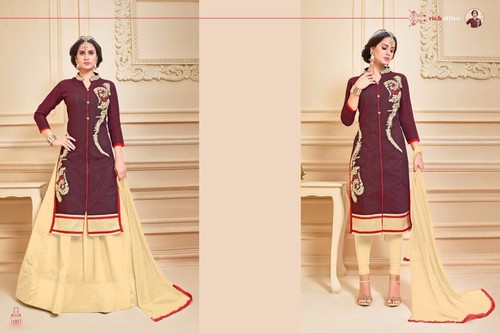Causal Cotton Salwar Suit