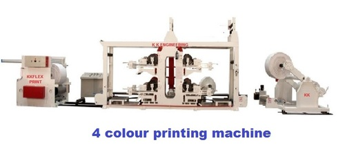 Woven Sack Printing Machinery