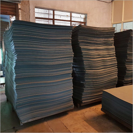 Blue Insulation Board