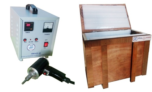 Ultrasonic Poultry Manure Belt Welder