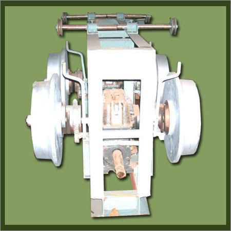 Wire Galvanizing Take–Up Unit
