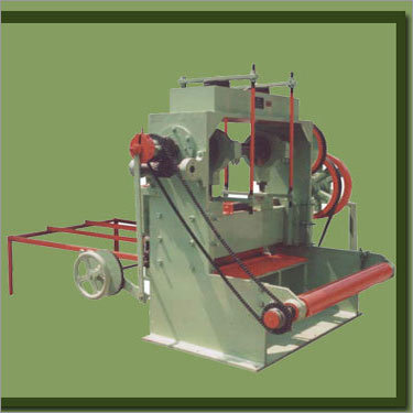 Machine for making Expanded Metal