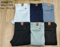 D'fourteen Cotton Trouser