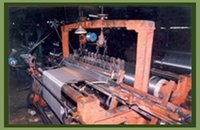 Universal Wire Weaving Loom Machine