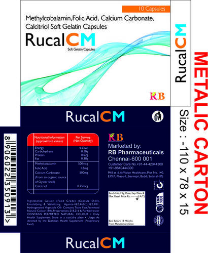 RUCAL CM TABLETS
