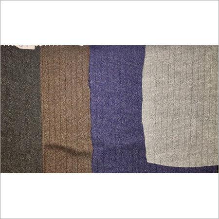 Melange Drop Needle Fabric