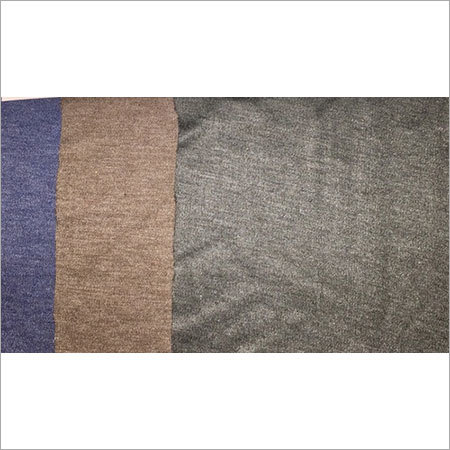 Interlock Melange Fabric