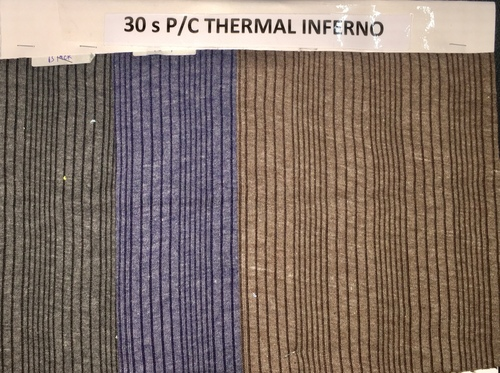 30s P/C Thermal Wear Fabric