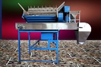 Bag Filler With SS Conveyor