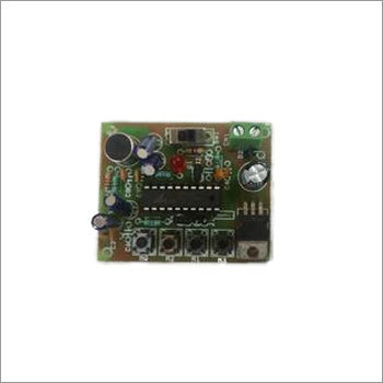 Re - Recordable Voice Modules