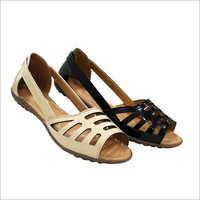 Ladies Wedge Flat Sandal