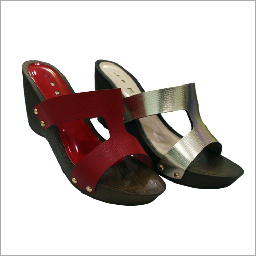Ladies Wedge Fancy Sandal