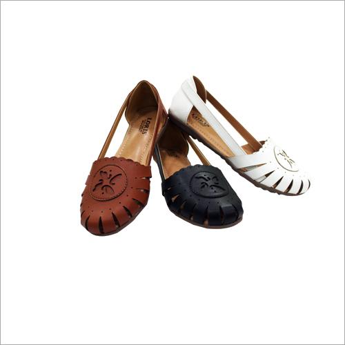 Ladies Designer Laser Cut Sandal