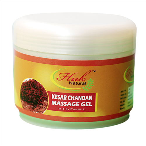 Kesar Chandan Massage Gel