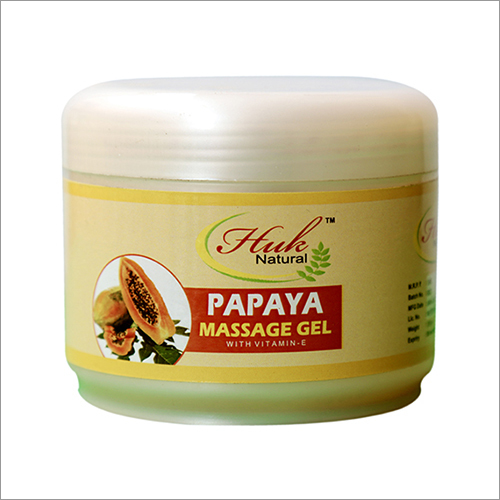 Papaya Massage Gel