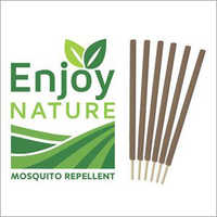 Enjoy 100% Natural Mosquito Stick