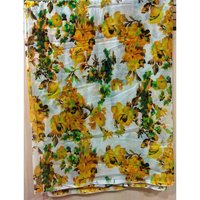 Cotton Floral printed scarves