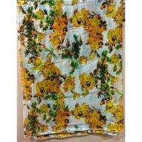 Cotton Floral printed scarves