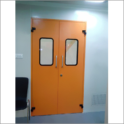 Modular Clean Room Panels and Doors