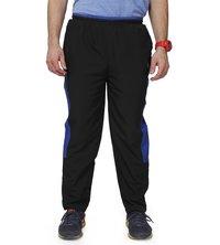 Abloom Black & blue Track Pants