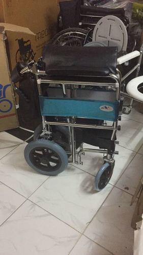 Back Fold/Foot Detachable Wheelchair Small Wheel
