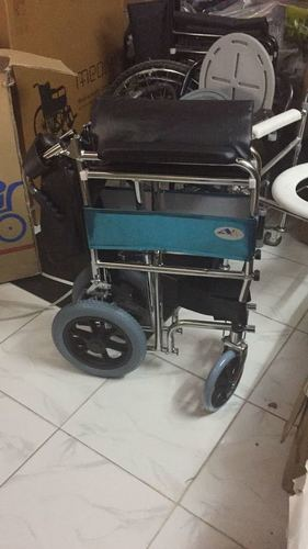 Back Fold/Foot Detachable Wheelchair Small Wheel