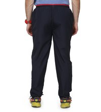 Mens nevy & red Trackpant