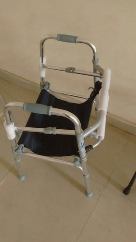 Walker With Sitting Facility