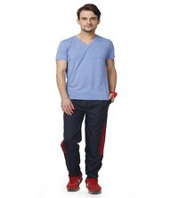 Nevy & Red Men's trackpant