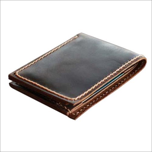 Handmade Minimalist Leather Wallet
