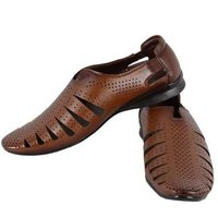 Men's Leather Sandal