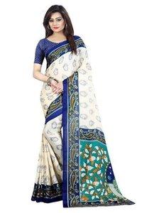 Kalamkari Printed Sari