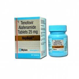 HepBest 25mg Mylan Alafenamide Tablets