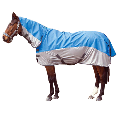 Horse Full Neck Fleece Rug