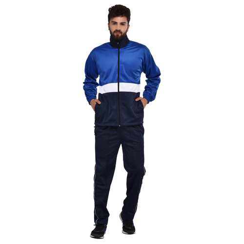 White Mens Tracksuit