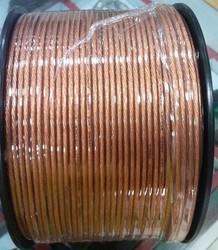 スピーカーケーブル16 AWG OFCの銅
