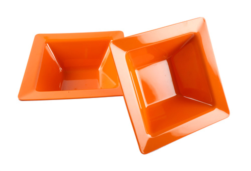 BOWL ORANGE EKT0018