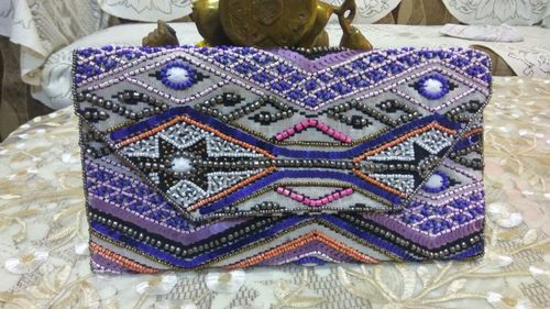 Beaded Ladies Bag