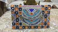 Antique Beaded Clutch Bags