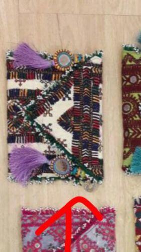 Indian Vintage fringes Bag