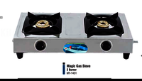 MAGIC STEEL 2 BURNER