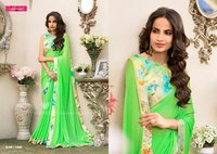 Designer Fancy Casual Saree