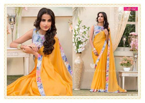 Fancy Designer Casual Saree